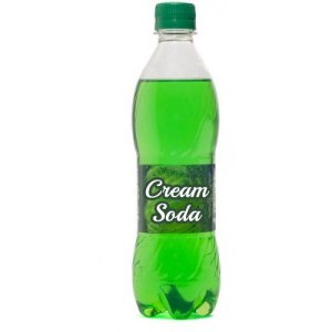 Cream Soda - Lekka Flavours | South Africa