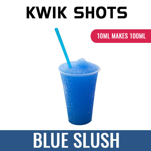 Kwik Shots - Blue-Slush - One shot Flavour Concentrates | South Africa