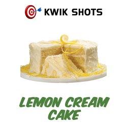 Kwik Shots -Lemon-Cream-Cake- One shot Flavour Concentrates   South Africa