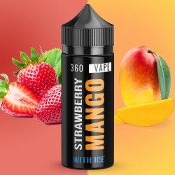Strawberry-Mango| E Liquid | South Africa | 360 Vape