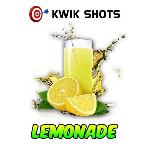 Kwik Shots - Lemonade- One shot Flavour Concentrates | South Africa