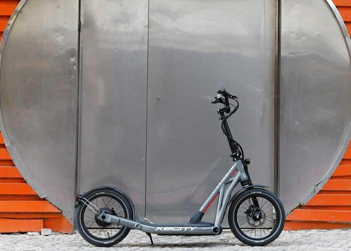 E-Scooter BMW x2city