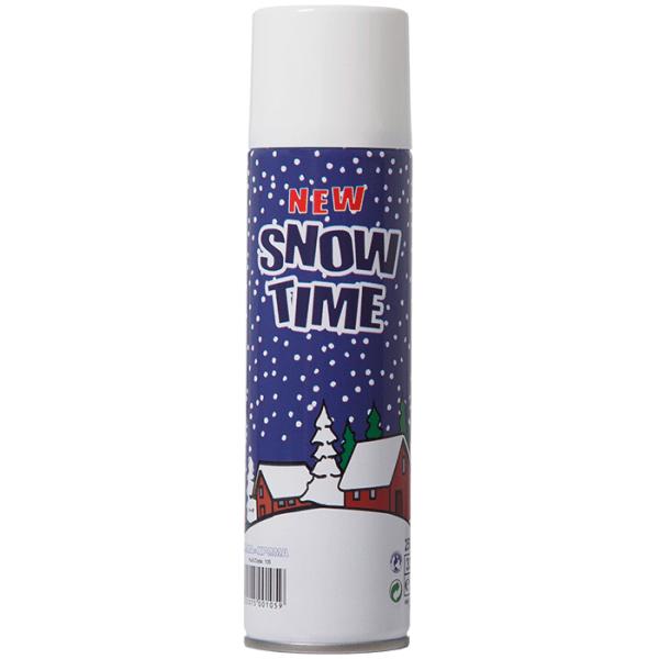 Airpack SnowTime Σπρέι Τεχνητού Χιονιού Λευκό 250ml