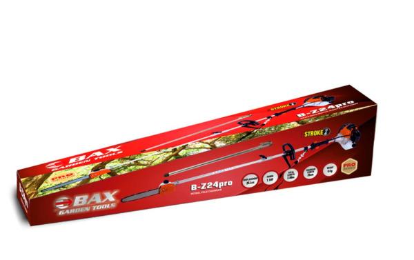 BAX B-Z24pro ΒΕΝΖΙΝΟΚΙΝΗΤΟ ΚΟΝΤΑΡΟΠΡΙΟΝΟ 25.4cc