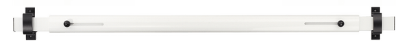 PowerBar Μπάρα Ασφαλείας Λευκή 95εκ