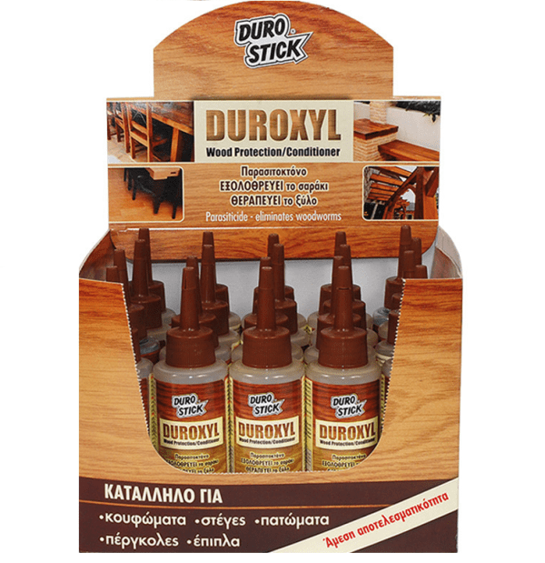 DUROSTICK DUROXYL Wood Protection/Conditioner ΠΑΡΑΣΙΤΟΚΤΟΝΟ 120ml