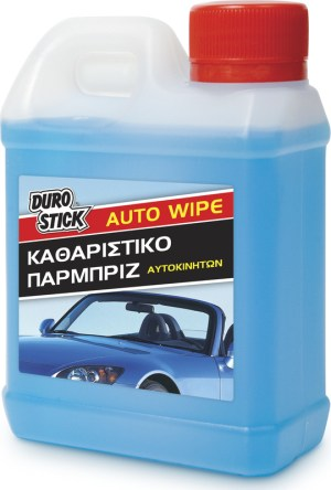 AUTO WIPE Durostick ΚΑΘΑΡΙΣΤΙΚΟ ΜΠΑΡΜΠΡΙΖ 250ml
