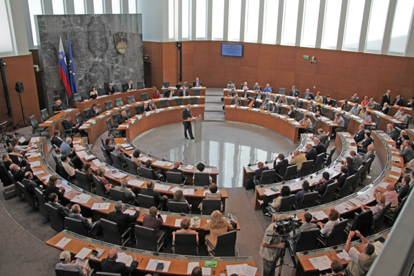 parlament anketa opozicija