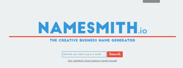 6- موقع Namesmith