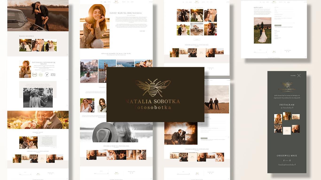 Strona fotografa- Fotosobotka