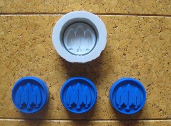 焼印ゴム型1