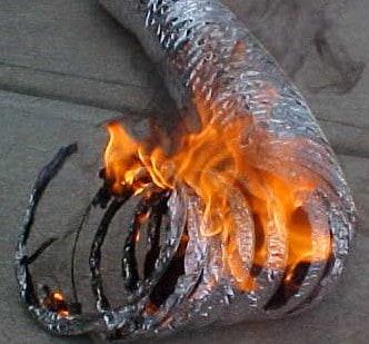 dryer fires
