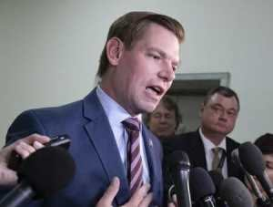 Democrat Eric Swalwell Calls for Gun Confiscation in US — Nuke Those Who Resist