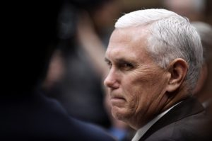 EMERGENCY MEETING: Vice President Pence Suddenly Called Back To White House