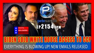 EP 2154-6PM Everything Is Blowing Up On Biden! New Major Release – Hunter Biden Sold White House Access To The CCP