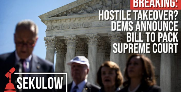 EP 2412-9AM OVERT COUP! Democrat Effort To Pack The U.S. Supreme Court A 'Hostile Takeover'