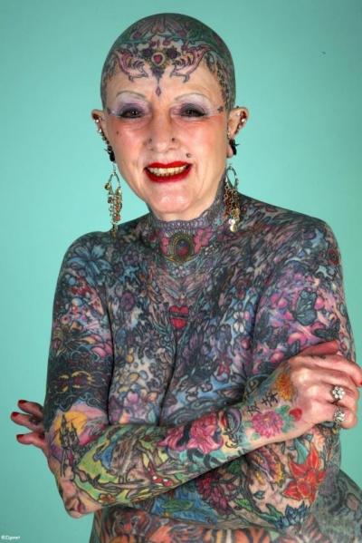 La Femme La Plus Vieille Du Monde 157 Ans : femme, vieille, monde, Petite