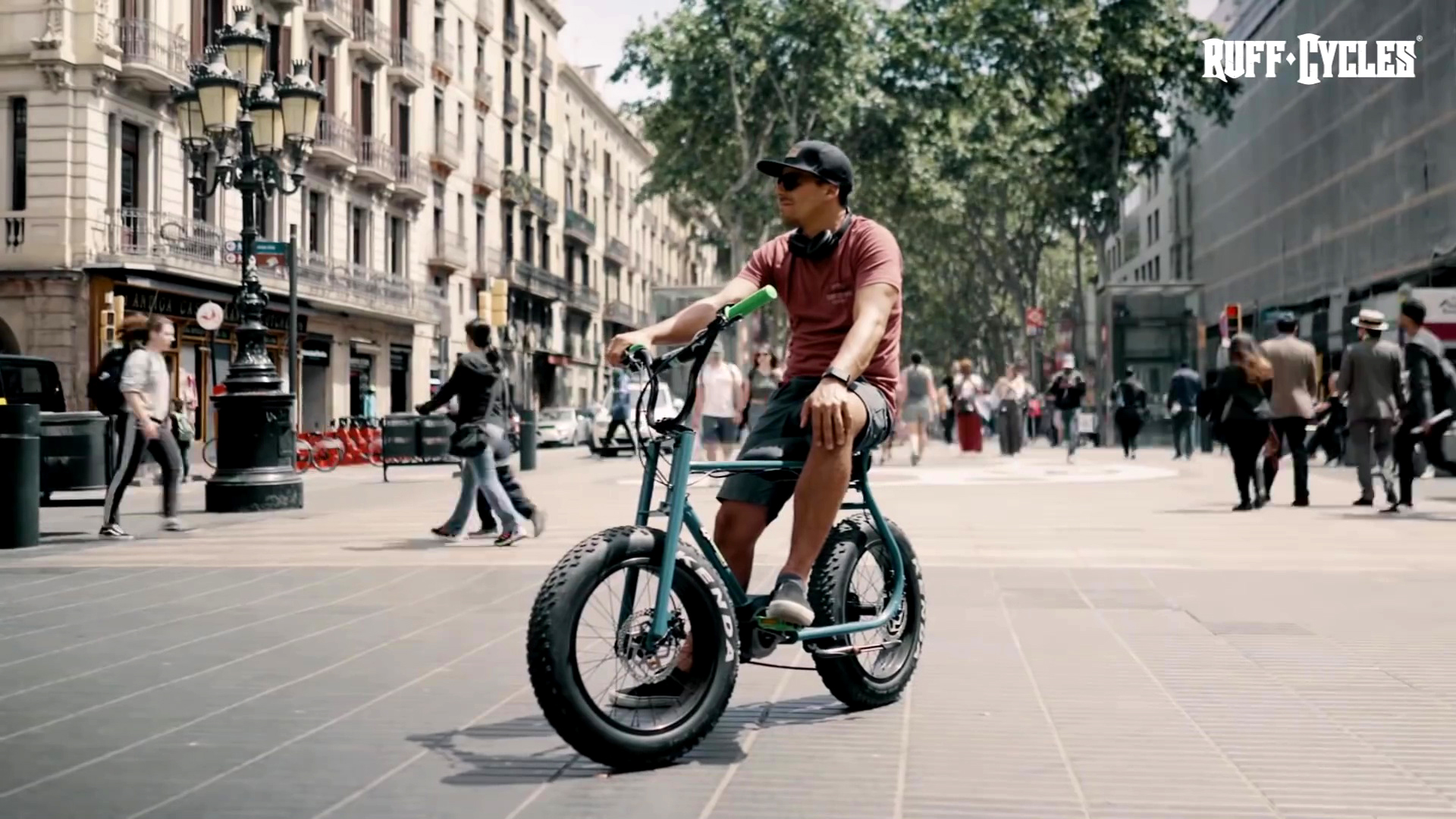 14F Lil'Buddy Pedelec eBike - In your own World _ Ruff Cycles