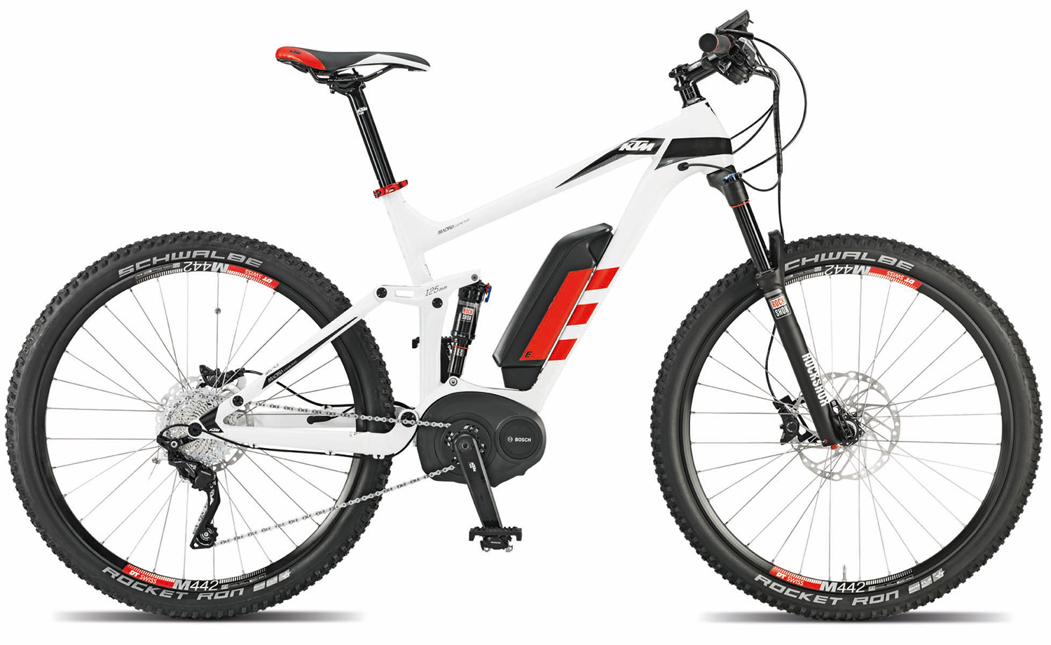 Ktm Macina Lycan Plus At The E Motion Store