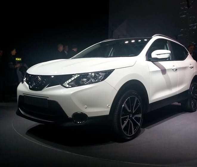 İşte yeni Nissan Qashqai
