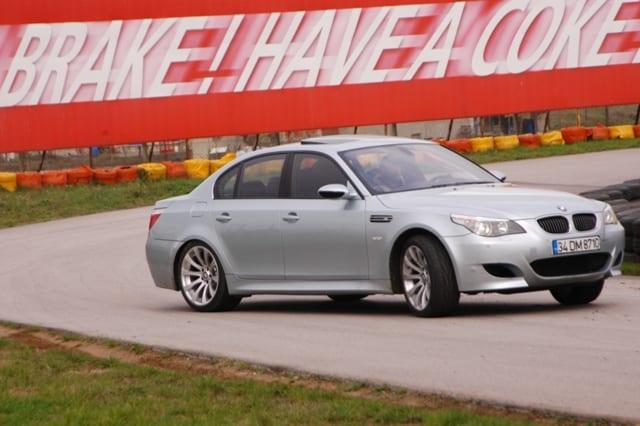 BMW M5 (2004)