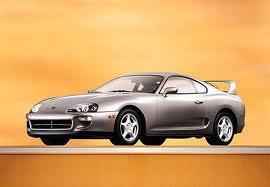 """Toyota'nın en """"Supra"""" günlerinden…"""