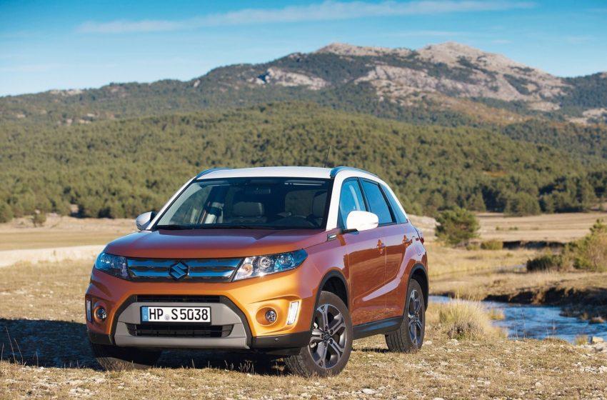 Suzuki Vitara'da yılın fırsatı