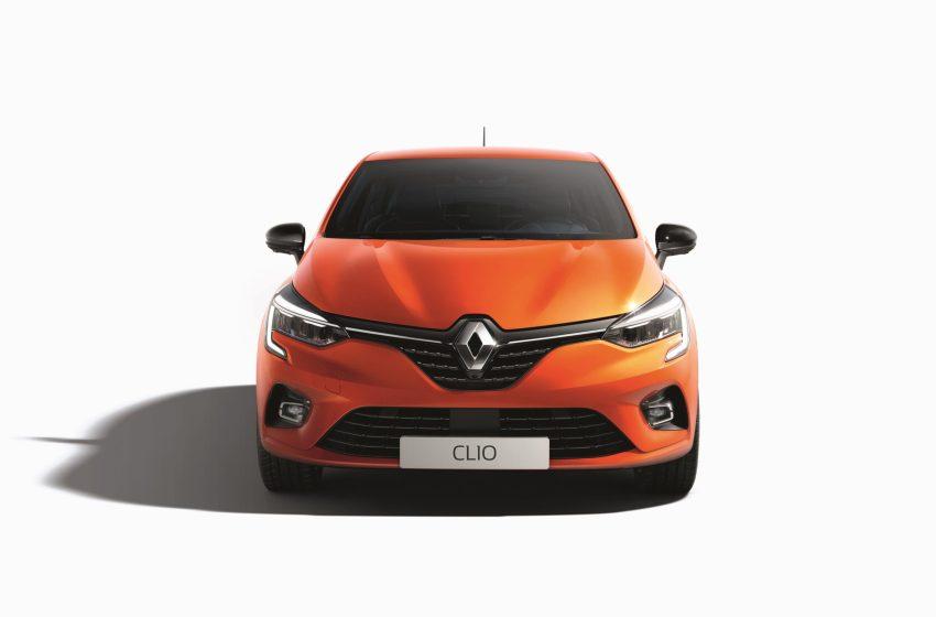 İşte yeni Clio