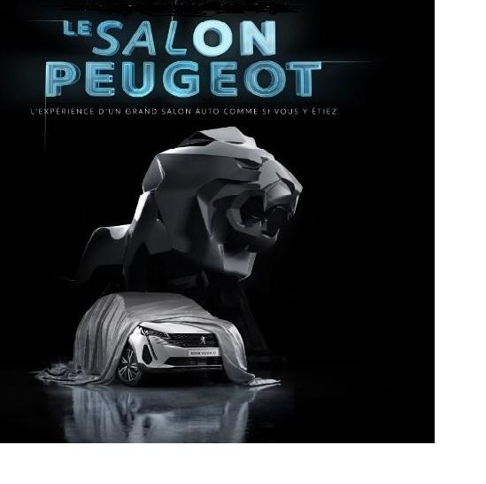 Peugeot'dan yenilikçi dijital şov