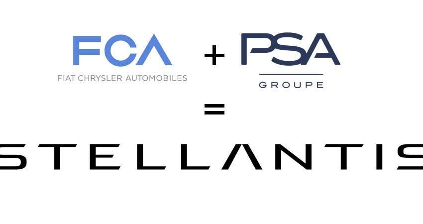 İşte FCA ve PSA birleşik logosu