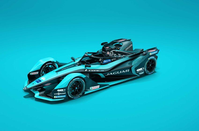 I-TYPE 5,Formula E sezonu öncesi tanıtıldı