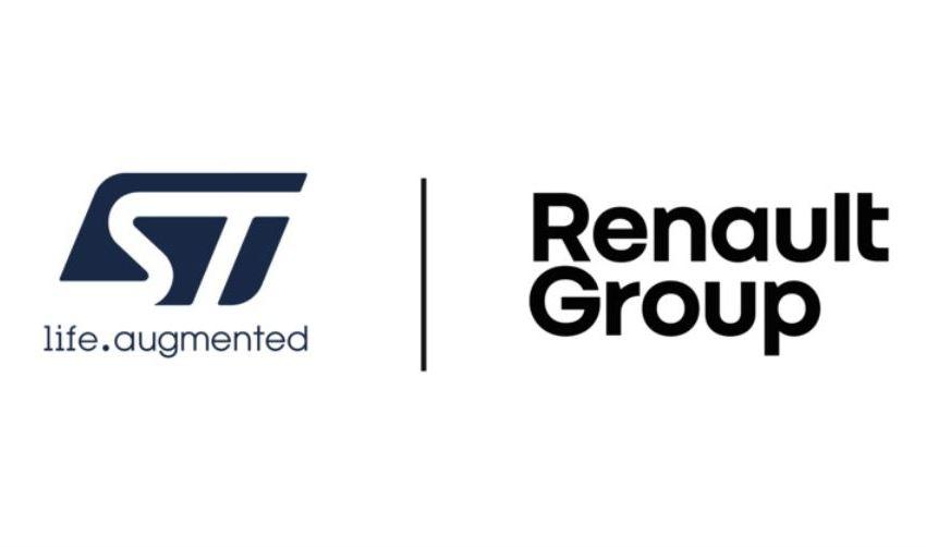 Renault Grubu ve STMicroelectronics'ten stratejik ortaklık