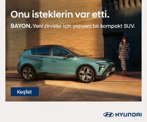 Hyundai Bayon reklamı