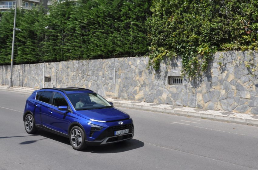 Hyundai Bayon 1.4 MPI Elite
