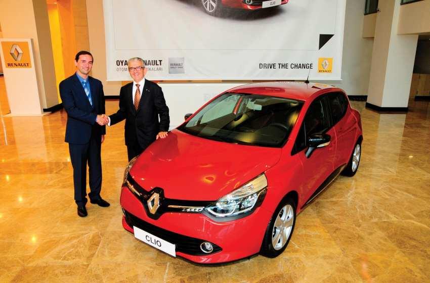 Oyak Renault'da görev değişimi