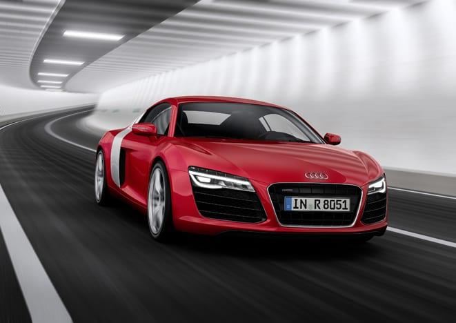 """Red dot award"" 2013'e Audi damgası"