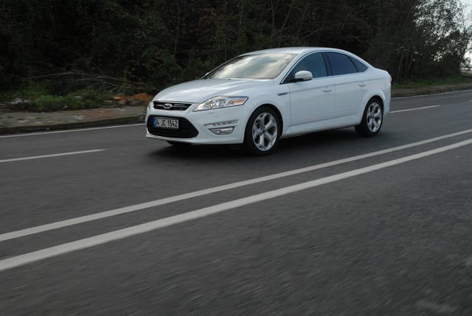 Ford Mondeo 1.6 TDCi Selective