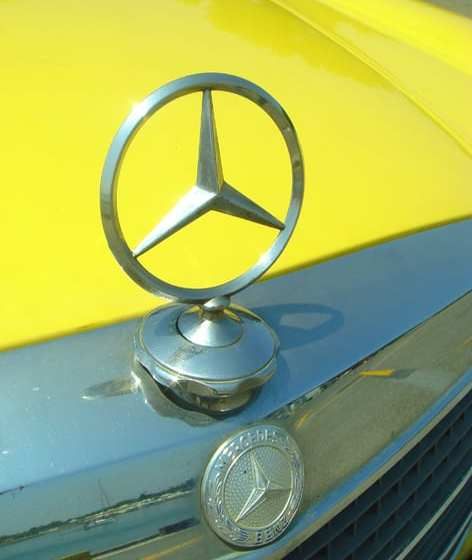 Mercedes-Benz 230.4 (1972)