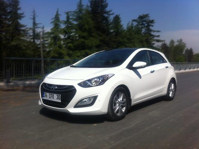 Hyundai i30 1.6 GDI Elite Otomatik