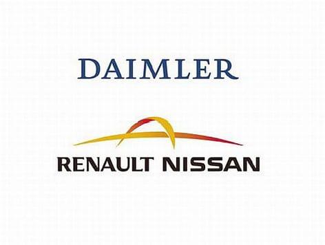 Daimler ve Renault-Nissan küresel işbirliği artıyor