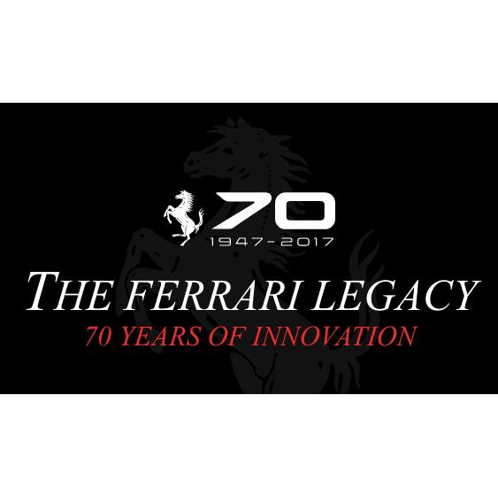 Ferrari 70 yaşında