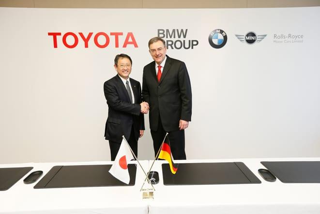 BMW ve Toyota işbirliği büyüyor