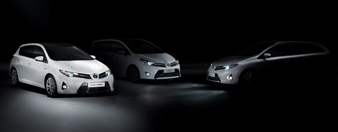 Toyota, C(orolla) segmentinde atağa geçiyor