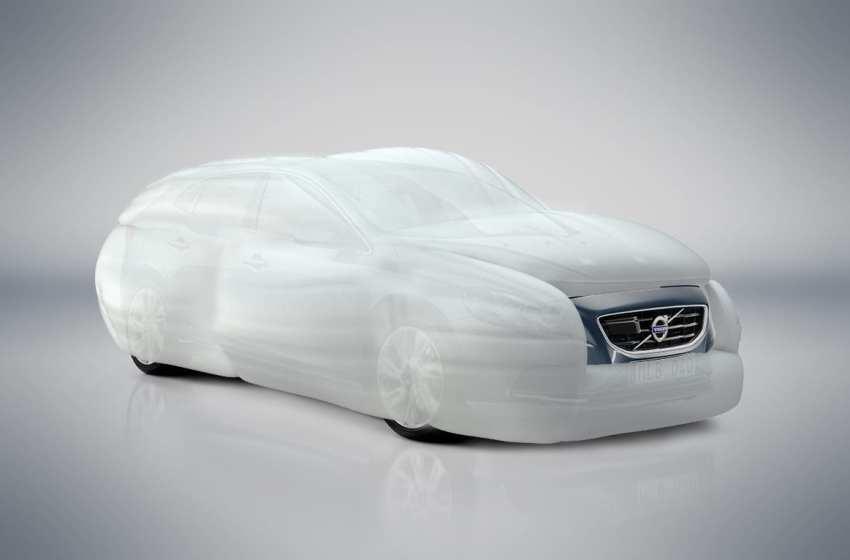 Volvo güvenliği sınırlarını değiştiriyor: EnVeLop