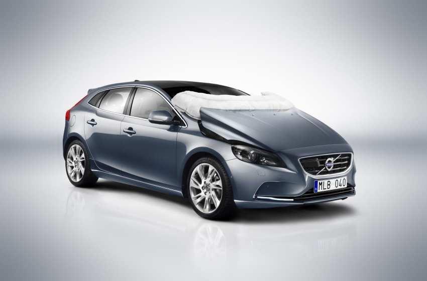 Volvo'nun yaya koruma sistemine ödül