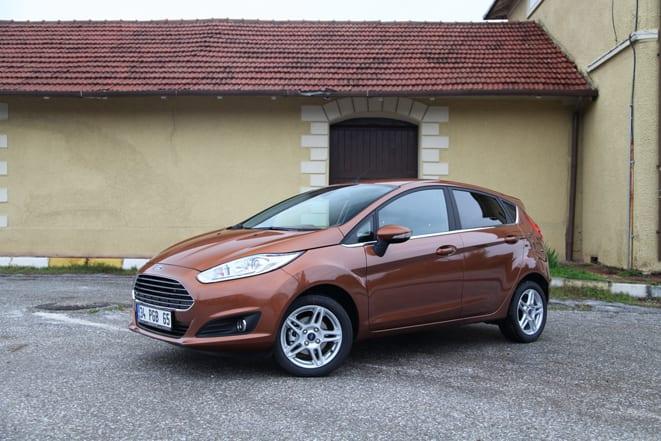 Yeni Ford Fiesta teknoloji ile aşka geldi
