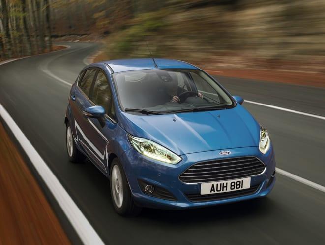Yeni Ford Fiesta'da ön satışlar başladı