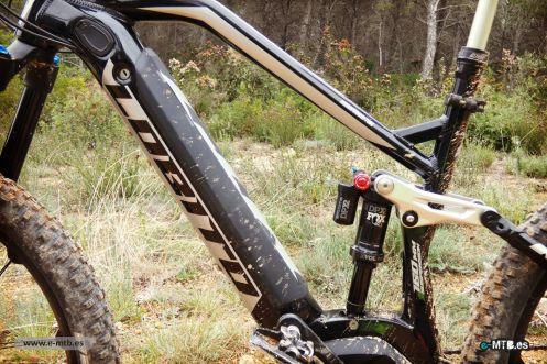 FOX DPX2. Buen amortiguador para e-bikes