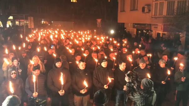 В Болгарии впервые за долгие годы запретили шествие неонацистов