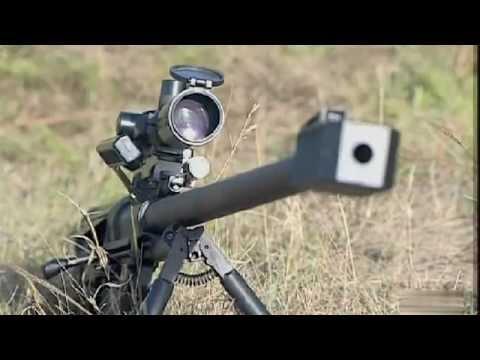 Един от най-добрите руски снайпери в действие (видео)